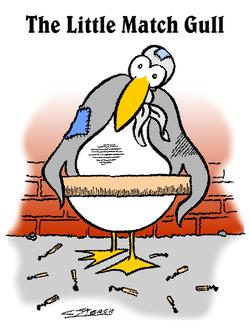 The_Little_Match_Gull